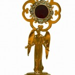 reliquiario art. 368 - produzione ostensori reliquiari teche